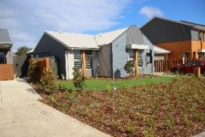 External Design Pillar Homes