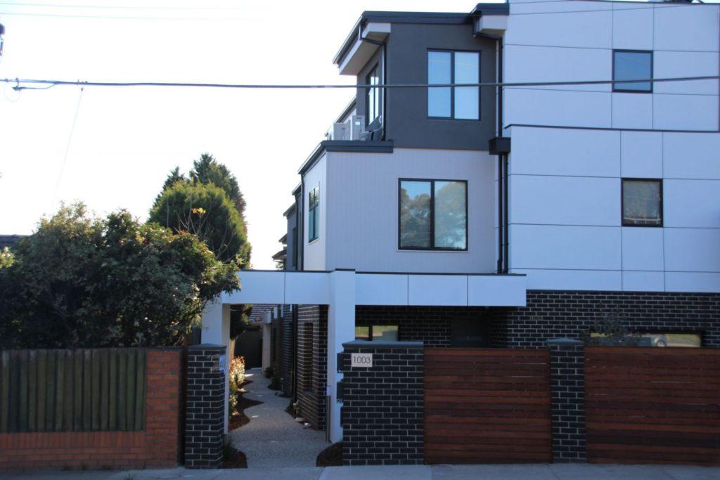 New Home Designs Melbourne · House Design Kingsbury